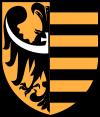 Herb powiatu lubański