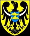 Herb powiatu milicki