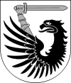 Herb powiatu świecki