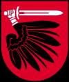 Herb powiatu wąbrzeski