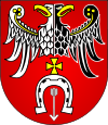 Herb powiatu brzeziński