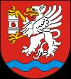 Herb powiatu łęczyński