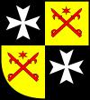 Herb powiatu sulęciński