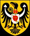 Herb powiatu żagański
