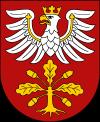 Herb powiatu dąbrowski