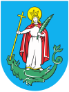 Herb powiatu Nowy Sącz