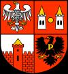 Herb powiatu płoński