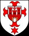 Herb powiatu kluczborski