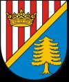 Herb powiatu niżański
