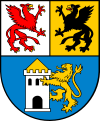 Herb powiatu lęborski