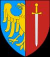 Herb powiatu Żory