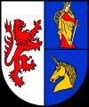 Herb powiatu działdowski