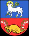 Herb powiatu lidzbarski