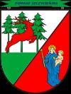 Herb powiatu szczycieński