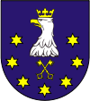 Herb powiatu ostrzeszowski