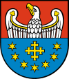 Herb powiatu słupecki